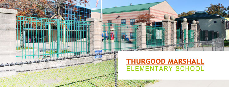 Thurgood Marshall Irvington Public Schools