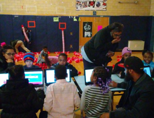 December – Math Rocks Night Event at University Elementary School