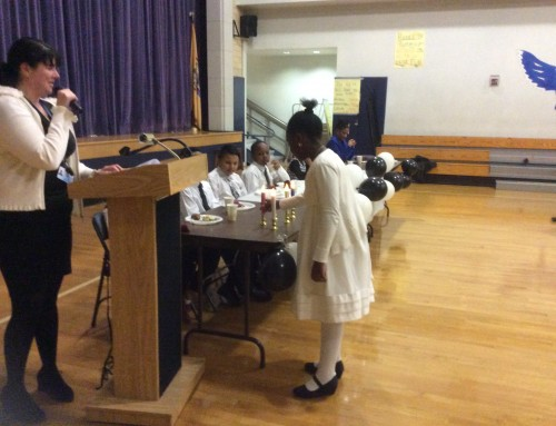 November – National Elementary Honor Society Induction Ceremony and Banquet