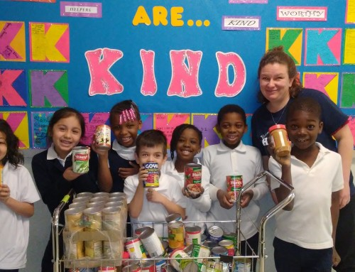 "February – HAWKS Scholars and Scholar Leaders Practice ""K"" for Kindness"