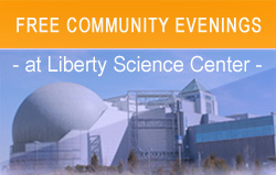 Liberty Science Center image for Community Eventss