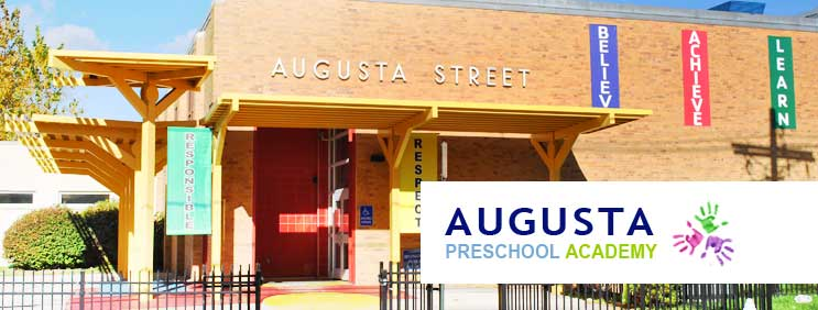 AUGUSTA PRESCHOOL ACADEMY - CLICK BELOW TO SCHEDULE DATE & TIME