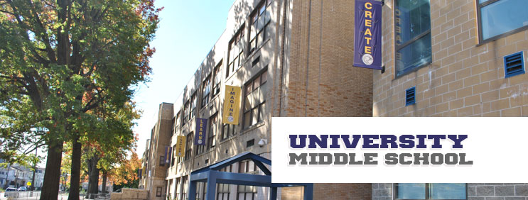University Middle School