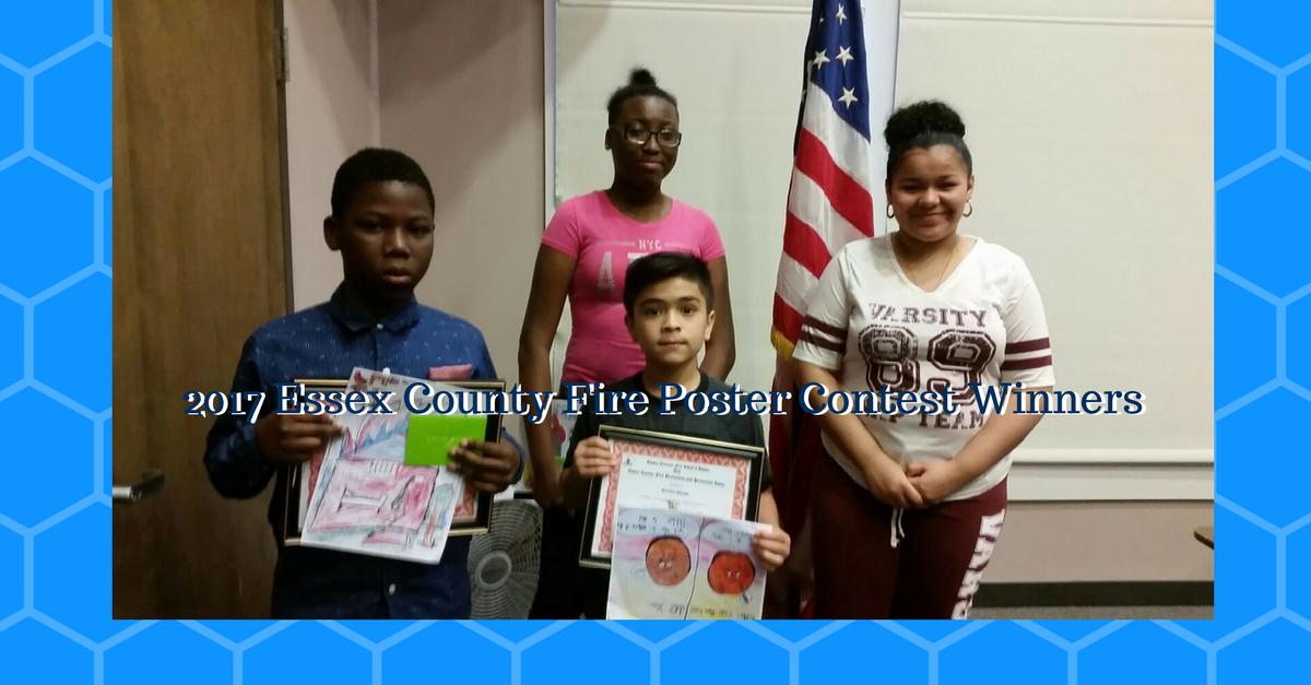 2017 Fire Contest Winners