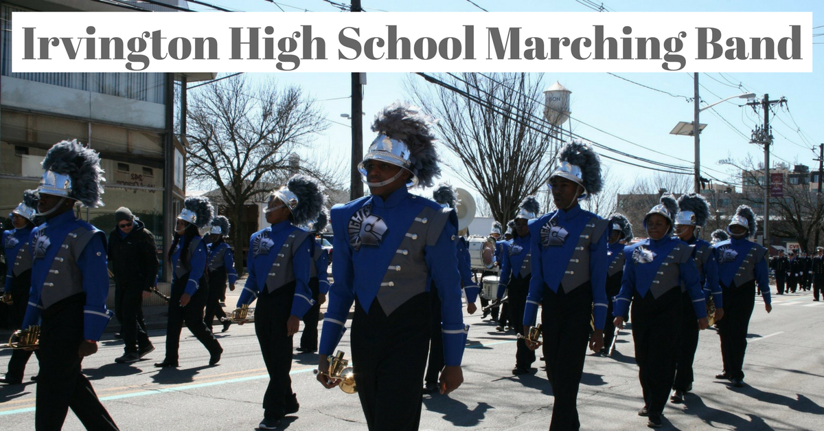 Irvington High School Marching Band