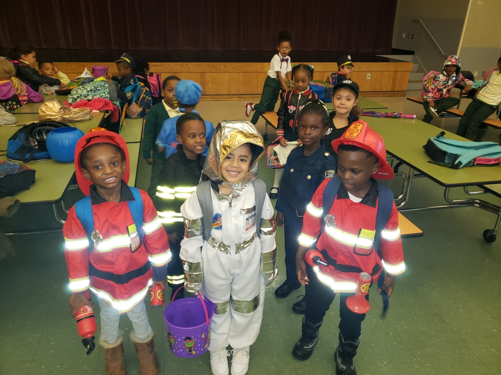 Future Rescue and Exploration Heros