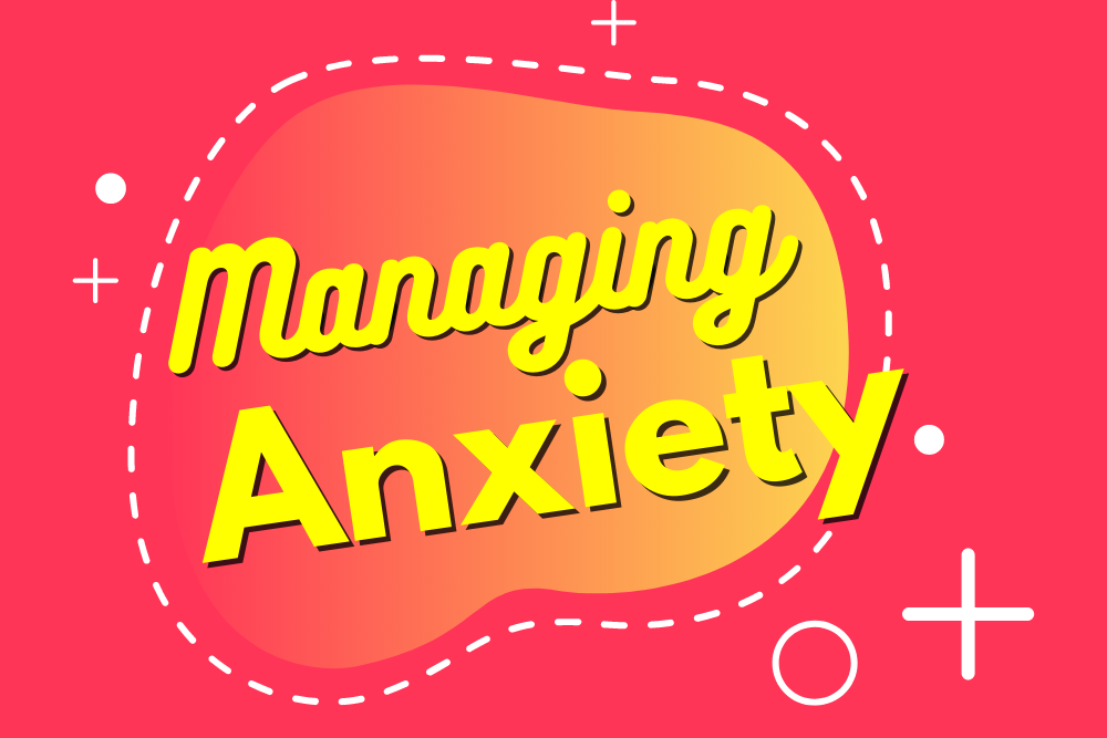 Managing Your Anxiety and Your kid's Too!