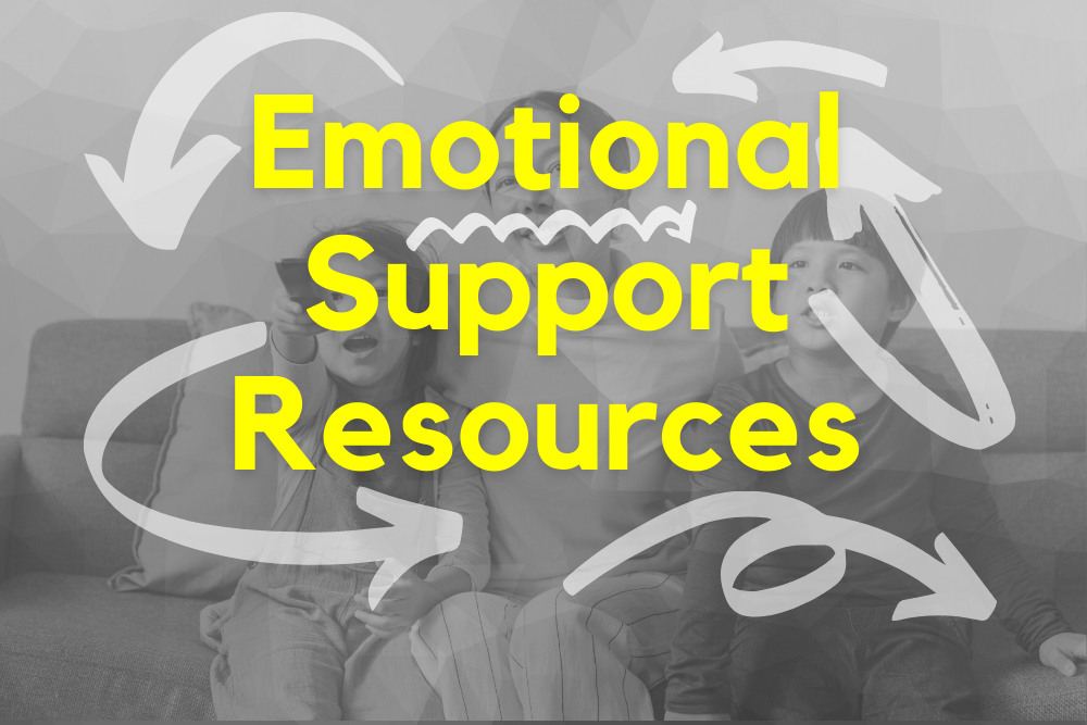 Free, Virtual Emotional Support Resources for Families and Children During the COVID-19 Pandemic