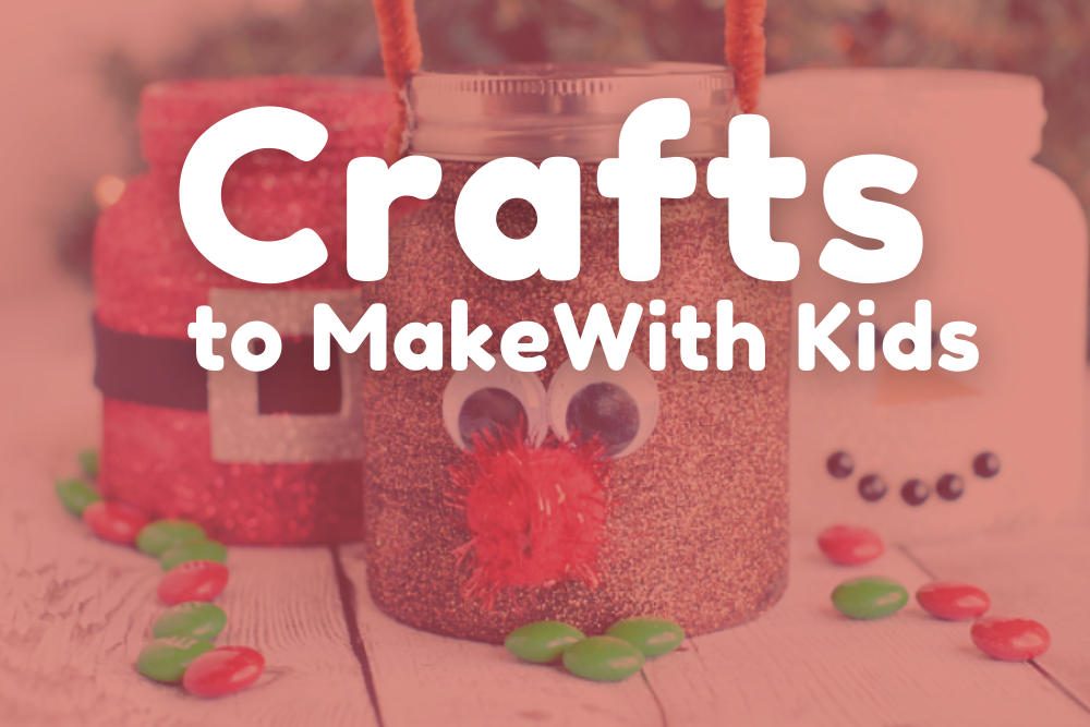 Fun & Easy Holiday Crafts to Make With Kids
