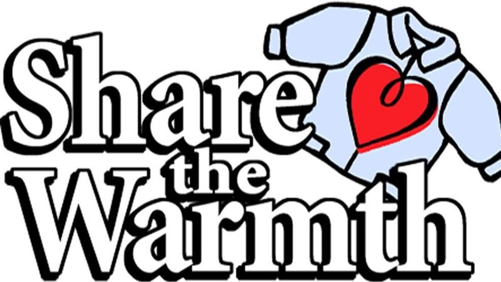 Share the warmth -cover