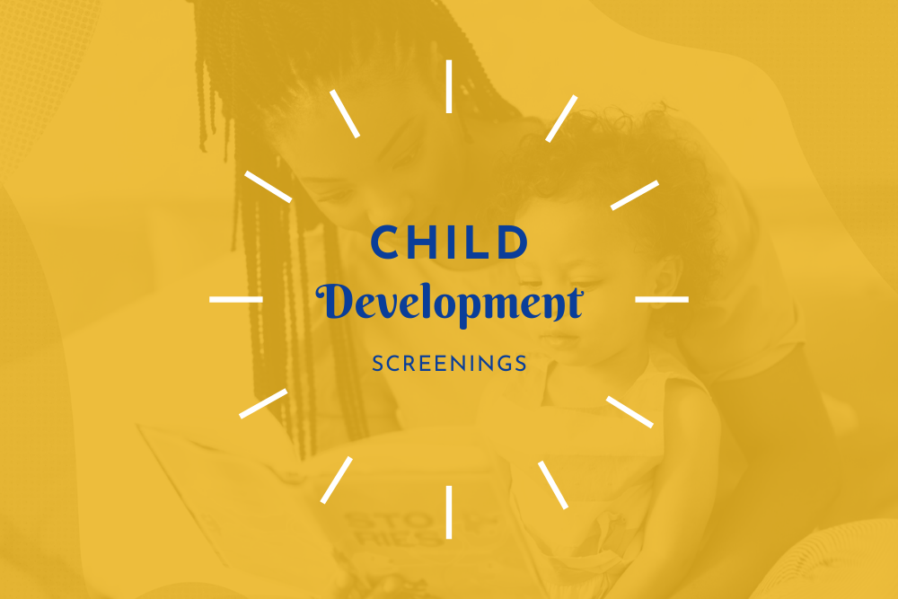 Child Development Screenings - COVER
