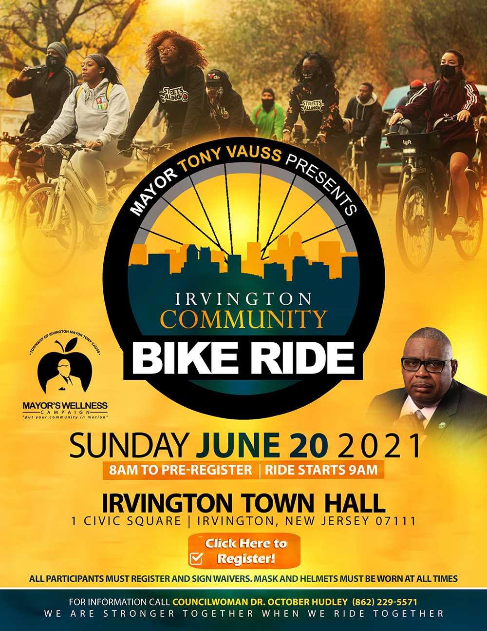 Irvington Bike Ride