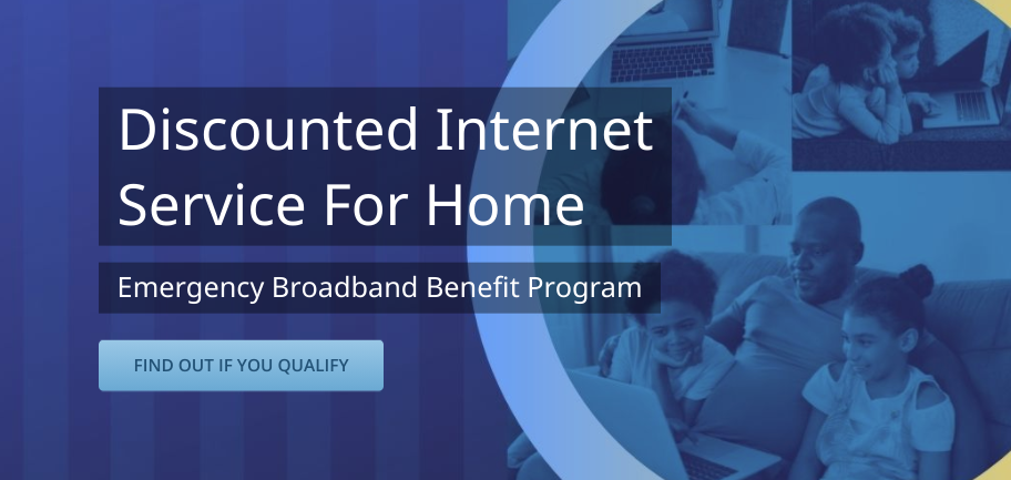 Cover - Discounted Internet Service For Home